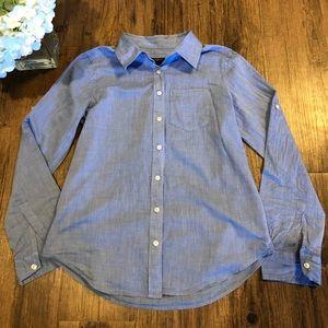 Ann Taylor LOFT cotton blouse
